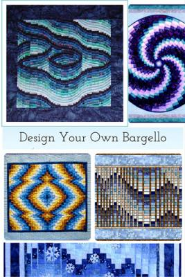 An advanced classed in Bargello learning. Learn how to construct this detailed bargello