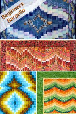 In this starter class in bargello, learn many different bargello techniques while making four different projects