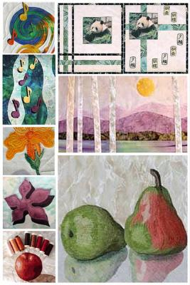 In this workshop you will develop a collection of unique art quilts. Fun and exciting